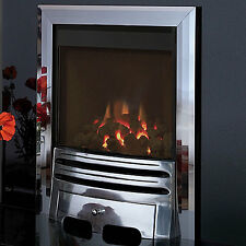 BRAND NEW FLAVEL CALIBRE BALANCED FLUE GAS FIRE  CHEAP FLAVEL GAS FIRE  FREE PP