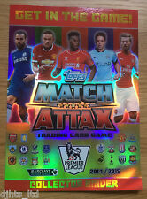 Topps Match Attax 14/15 Team badges and Duo cards