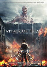 Attack On Titan English Japanese Manga Anime POSTER A4 A3 BUY 2 GET 3RD FREE 012
