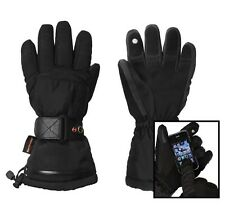Battery Heated Ski Gloves Touchscreen Clothing Male Female Warm Hands Snow New