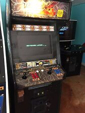 video game cabinet zeppy io namco tekken 4 video arcade game 2 player works 100% nice cabinet