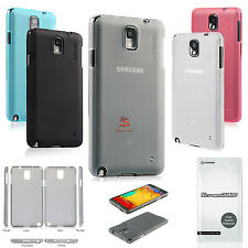 Capdase Xpose Soft Jacket Case for Samsung Galaxy Note 3 LTE N9000 N9005
