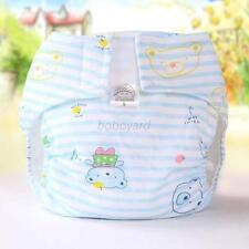 Newborn Kids Baby Reusable Inserts Cloth Diapers Washable Soft Nappy Covers B63