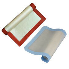 New Non-Stick Silicone Baking Mat Set Food grade silicone Bakeware Mat Excellent
