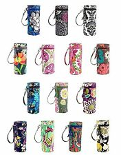 NWT VERA BRADLEY BABY BOTTLE CADDY HOLDER INSULATED WATER DRINK HOLDER KEEPER