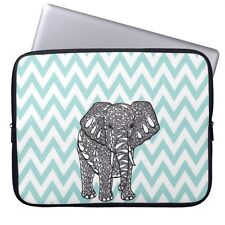 """Elephant Laptop Sleeve Case Bag Cover For 12.5-13.3"""" Macbook Air Pro Acer Dell"""
