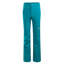 Women's Casual Sport Soft Shell Trousers Outdoor Climbing Pants Water Resistant