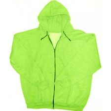 BIG & TALL Safety Hooded Sweatshirt Full Zipper S-12XB & ST-12XLT SOV8860SG