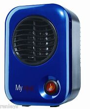 New Energy Efficient Lasko 100 MyHeat Personal Ceramic Space Heater Cool Touch