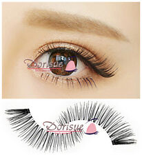 Y2 deep in the end qute puppy dog look innocence eyes nature false eyelash japan