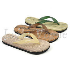 Tops Man Men Showers Shoes Summer Sandals Beach Thong Slippers Flip flops 0022M