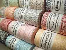 Divine Twine Bakers Twine ~ Full Spool ~ Gift Wrap Party Scrapbooking Crafts