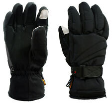 Heated Gloves Deluxe Dual Fuel Battery Warmawear Unisex Warm Hands Winter Sports