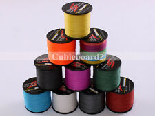 PE Dyneema Braid Fishing Line 300M 328 Yard Spectra 8LB 15LB 10-100LB Multicolor