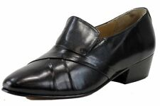 Giorgio Brutini Men's Bernard 244611 Black Leather Loafers Shoes