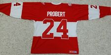 BOB PROBERT DETROIT RED WINGS 2014 WINTER CLASSIC ALUMNI CCM JERSEY