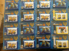 Despicable Me Watch & Wallet set - Brand new in retail packaging - Listing 2