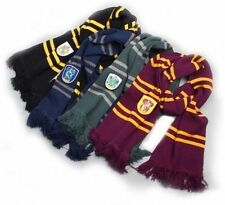 Harry Potter Gryffindor Ravenclaw Slytherin Hufflepuff Thicken Scarf Costume 1PC