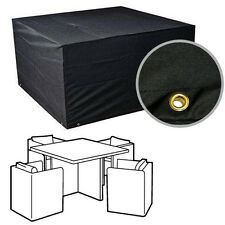 High Quality Cube Set Garden Furniture Cover For Rattan Cube Set - 4 Sizes
