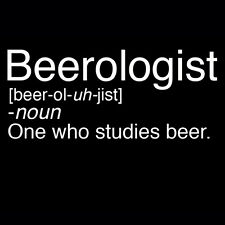 Beerologist T shirt Beer lover connoisseur VB Coopers XXXX Tooheys Carlton