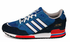 low priced d7104 9b44d Adidas Originals New ZX750 Running Shoes Trainers G 96718 Blue   Red