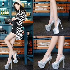 New fashion Magic cloth stiletto high heeled women's party shoes nightclub shoes