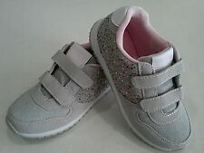 Giardino D'oro Girls Sports Shoes Low eBay Price  Beige Velcro Sneakers