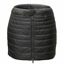 NEW 2015 SWIX ROMSDAL QUILTED INSULATED SKIRT XS, SMALL MEDIUM & LARGE BLACK
