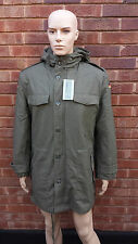 German Army Classic Military Vintage Parka Jacket With Liner Sizes S-4XL