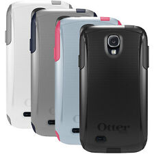 SAMSUNG GALAXY S4 AUTHENTIC OTTERBOX DEFENDER SERIES HARD COVER CASE AND HOLSTER