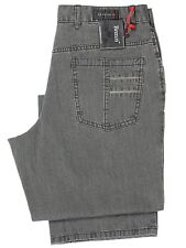 NEW MENS BRENZI JEANS CUT TROUSERS CLEARANCE PRICE £17.99 SIZES 28-40