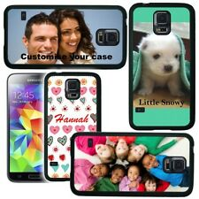 Personalised Customised SAMSUNG GALAXY S5 / S5 MINI PHONE - GEL CASE / POUCH