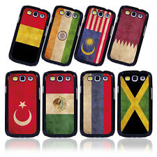 The Flags Pattern Design Defender Case + 6 Gifts For SAMSUNG GALAXY S3 S III