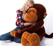 Giant Stuffed Animal Soft Plush Monkey Doll Plush Toy Birthday Soft Toy Gifts