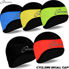 Cycling Skull Cap Under Helmet Thermal Winter Windstopper Cycle One Size Fit All