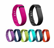 Large Size Replacement Wrist Bands + Clasp for Fitbit Flex Wristband No Tracker