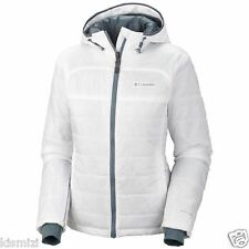 "NEW WOMENS COLUMBIA ""Shimmer Flash"" OMNI HEAT INSULATED JACKET COAT XS-S-M-L-XL"