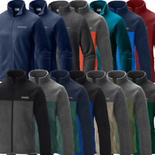 "NEW MENS COLUMBIA ""STEENS MOUNTAIN"" FULL ZIP 2.0 FLEECE JACKET SZ: S - 6X & TALL"