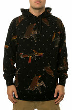 Karmaloop Crooks and Castles The Bird Trap Pullover Hoody Black