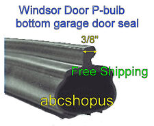 Windsor Garage Door Bottom Weather Seal Available In Any Size