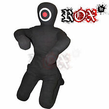 ROX Fit MMA Grappling Submission Dummy Training Muay Thai Kick Boxing Man Bag