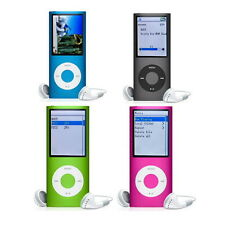 8GB Slim Mp3 Mp4 Player 1.8 LCD Screen 4rd FM Radio Video New SY