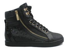 Just Cavalli Black Sneakers
