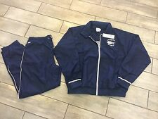 LACOSTE SPORT Mens Tracksuit Full Set Track Jacket & Pants WH3326, New With Tags