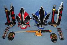 POWER RANGERS SAMURAI MORPHERS AND WEAPONS COLLECTION CHOOSE ONE