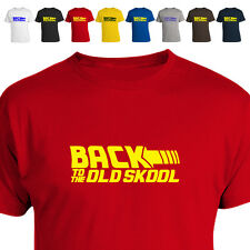 Back To The Old Skool Rave Party T Shirt All Size/Col