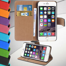KAMGO Book Style Tasche für APPLE IPHONE - Case Hülle Cover Handy Etui Flip