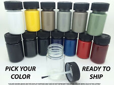 PICK YOUR COLOR - MITSUBISHI CAR / SUV 1 oz. Touch up Paint Kit w/Brush