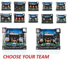 Lil Teammates NFL 3 Pack Collectible Team Set Football Choose Your Team