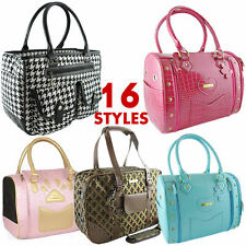 DOG CARRIER - Pet Carrier Fashion Handbag - ANY STYLE!